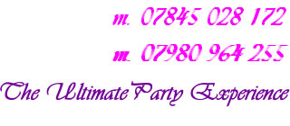 call Twinkle Pamper Parties Cheshire